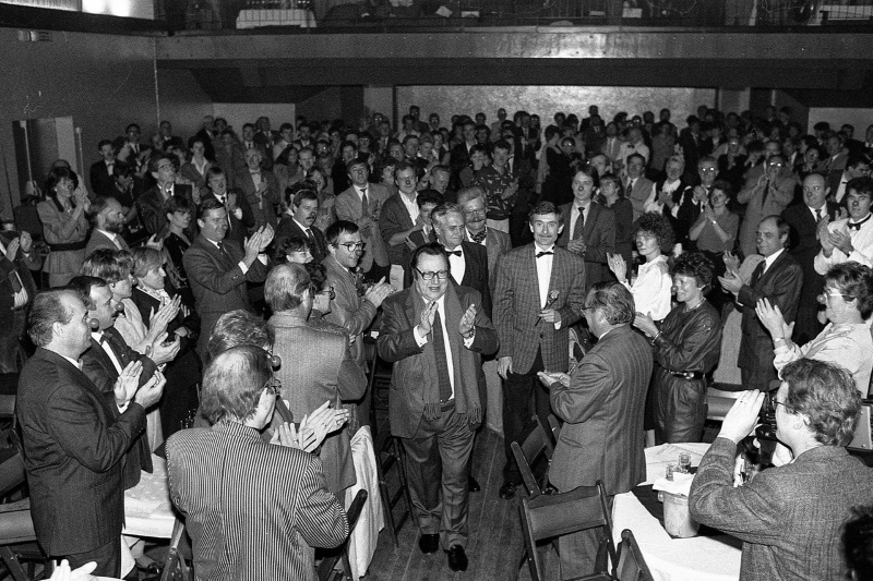 Inauguration 1989 1