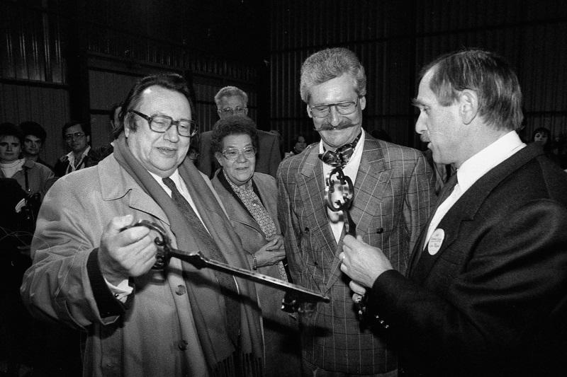 Inauguration 1989 5