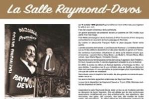 La salle Raymond Devos
