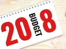 Budget : 2018, une année charnière…