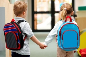 Première rentrée scolaire