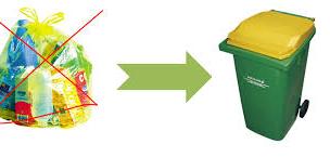 Recyclables : la fin des sacs jaunes