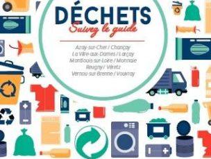 Collectes des déchets ménagers et des recyclables : nouveautés 2019