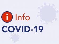 Nouvelles mesures COVID-19