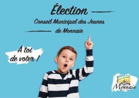 Élections du Conseil Municipal des Jeunes